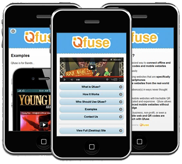 Qfuse Mobile Websites