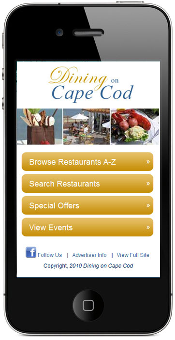 Mobile Web Application Helps Diners On The Go Find Local