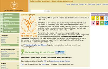 Volunteer Web Designers,