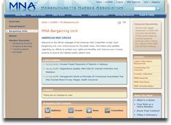 MNA Bargaining Unit